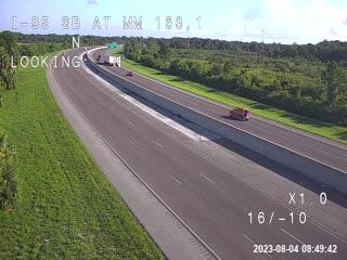 I-95 SB @ MM 163.1