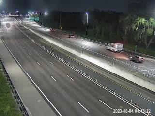 Traffic at Erlich Road
