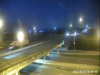 Traffic at Sawgrass Expy/SW 10th St
