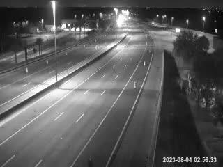 Traffic at SR 50/W Colonial Drive