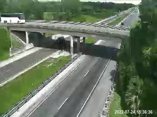 Traffic at US 27 From TPKE NB/To TPKE SB