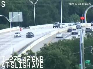 I-275 at Sligh Ave.