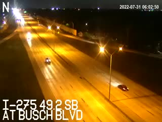 I-275 at Busch