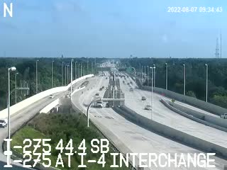 I-275 at I-4 Interchange
