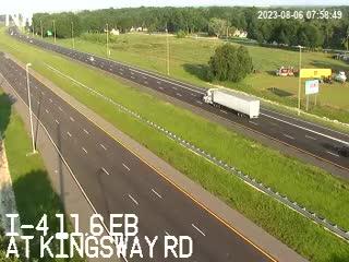 I-4 at Kingsway