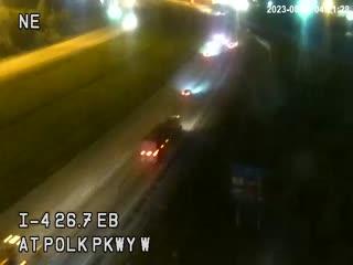 I-4 at Polk Parkway