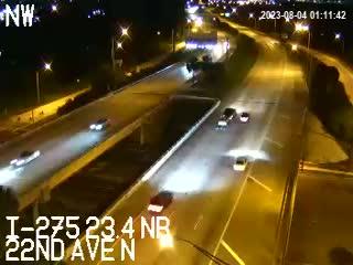 I-275 at 22nd
