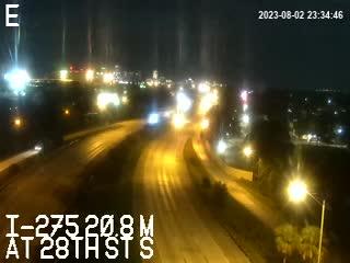I-275 at 28th