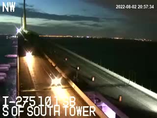 I-275 Skyway S of Tower