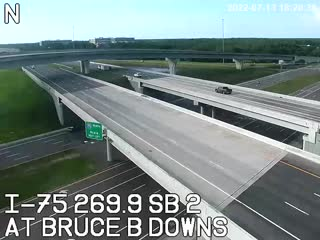 I-75 at Bruce B Downs