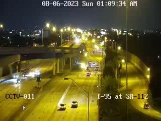 I-95 at SR-112